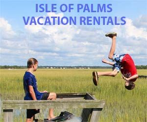 Isle of Palms Vacation Rentals by Beachside Vacations