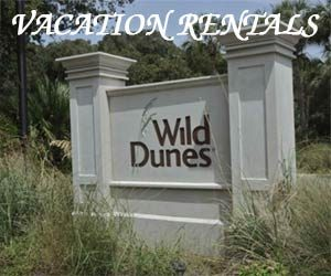 Wild Dunes Vacation Rentals by Beachside Vacations