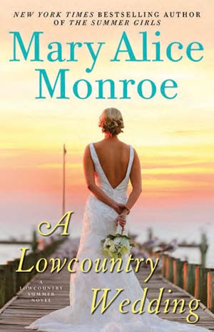 Book cover: A Lowcountry Wedding