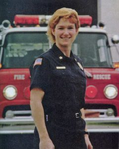 Isle of Palms Fire Chief Ann Corbett