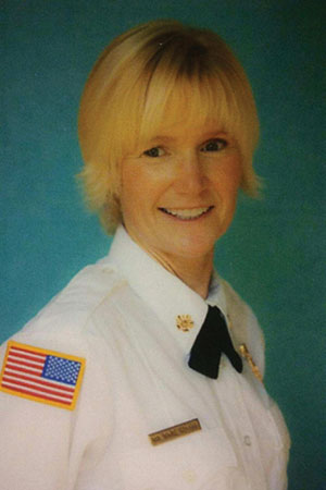 Fire Chief Ann Graham