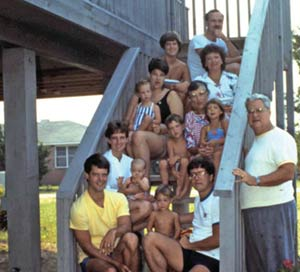 De Nobriga family memories in Isle of Palms, SC #2