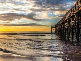 Isle of Palms Pier, Isle of Palms. SC