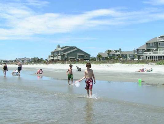 Isle of Palms Family Memories - vacation on the beach