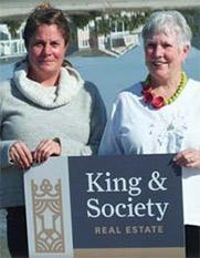 Katy Leydic and Sally Muhlig, Isle of Palms Real Estate