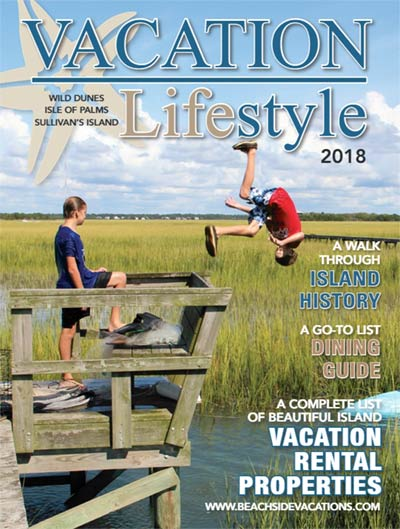 Vacation Lifestyle 2018 magazine conver