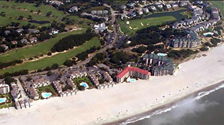 Thumbnail image: The beach at Isle of Palms, SC