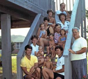 De Nobriga family memories in Isle of Palms, SC #2