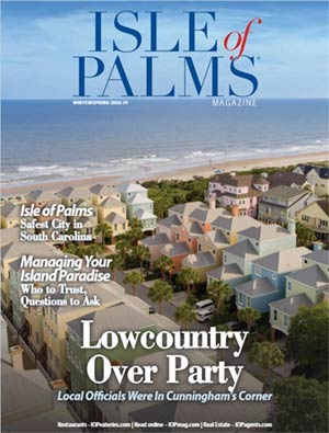 Isle of Palms Magazine Cover