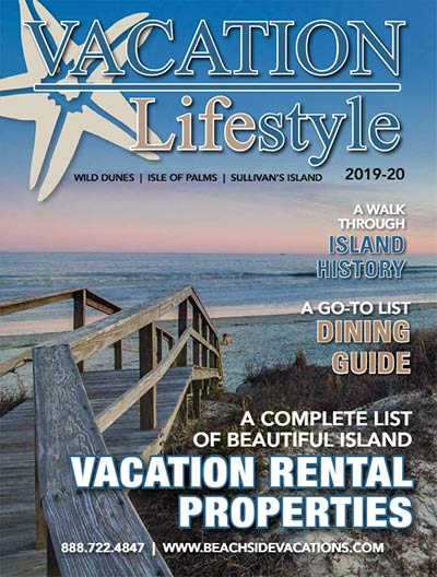 Vacation Lifestyle 2019 magazine cover